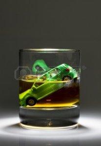 Drunk car