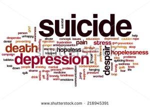 Suicide montage