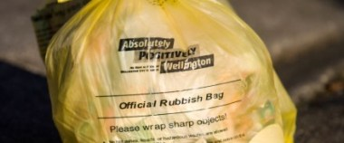 Rubbish bag